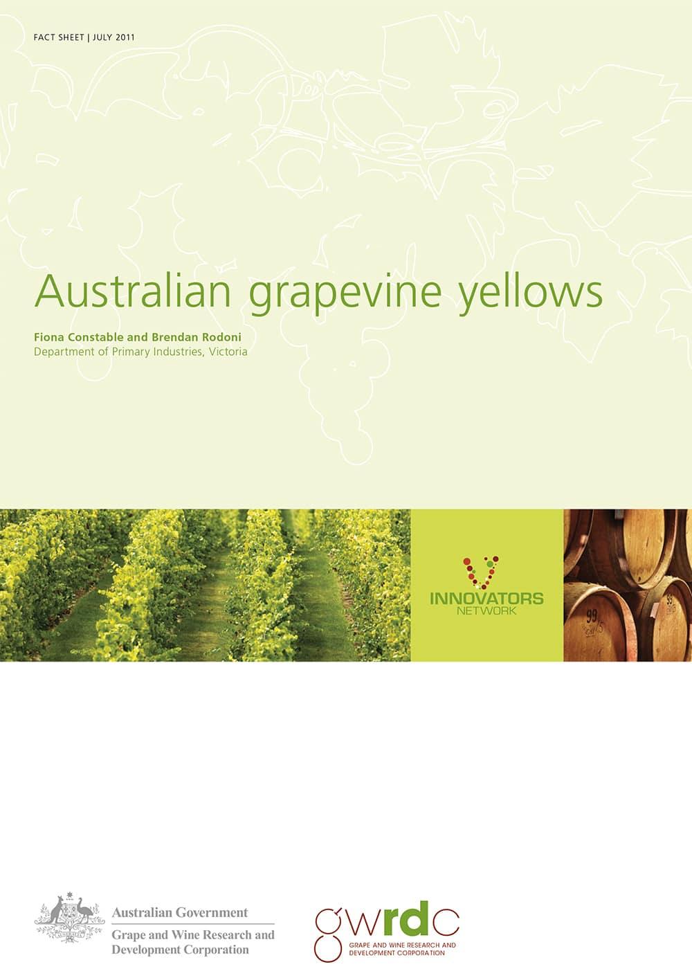 Australian Grapevine Yellows