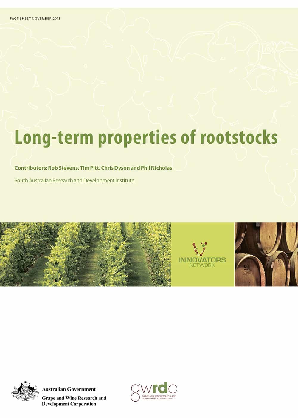 Long Term Properties of Rootstock